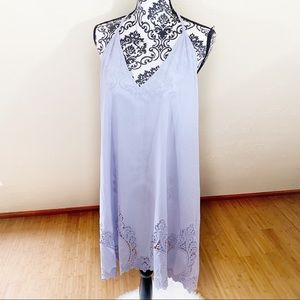 Free People Easy Livin Slip Dress Size M